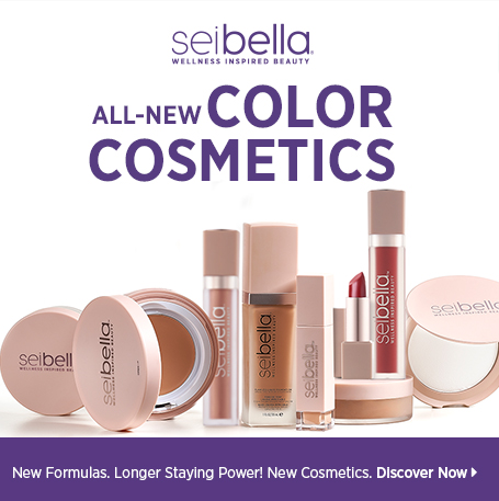 All NEW Sei Bella Cosmetics